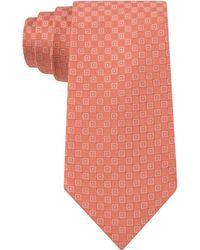 Michael Kors Michael Multi-Tile Neat Tie - Lyst