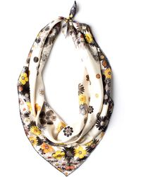 Charlotte Hudders - Diamonds And Daisies Golden - Lyst