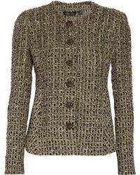 Theyskens' Theory Jallik Beaded Tweed Jacket - Lyst