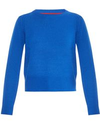 Marc By Marc Jacobs Merino-Wool Sweater - Lyst