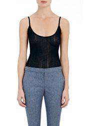 Gabriela Hearst - Rib-knit Cami - Lyst