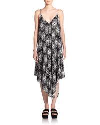 Felicite - Printed Dress - Lyst