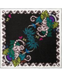 Emma J Shipley - Lemur Printed Silk Scarf - Lyst