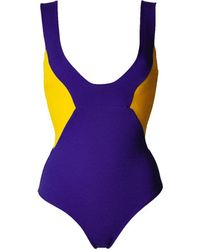 Luz Collection Justine Swimsuit - Lyst