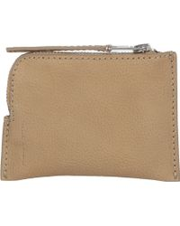 Rick Owens Small Zip Pouch - Lyst