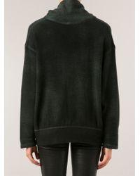 Avant Toi - Washed Sweatshirt - Lyst