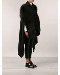 Unconditional - Oversized Cape - Lyst
