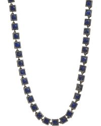Nak Armstrong - Square-link Necklace - Lyst
