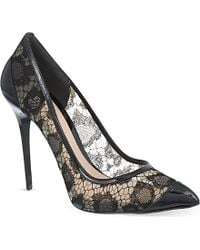 Alexander McQueen Floaha Court Shoes - Lyst