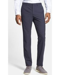 Theory Men'S 'Marlo New Tailor' Slim Fit Pants - Lyst