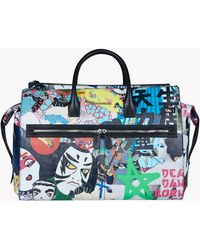 DSquared² Twin Zip Trolley - Multicolor
