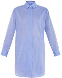 Raphaëlla Riboud - Marylin Cotton Pyjama Shirt - Lyst