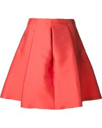 Philosophy di Alberta Ferretti Flared Skirt - Lyst