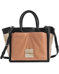 See By Chloé Small Nellie Exclusive Tote - Lyst