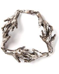 Alice Waese - Hands Bracelet - Lyst