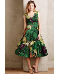 Tracy Reese Rainforest Dress - Lyst
