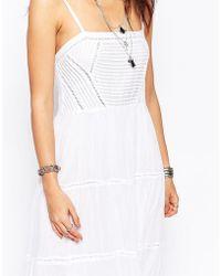 Raga Simplicity Maxi Dress - White