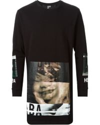 Hood By Air Double Sleeve Long T-shirt - Lyst