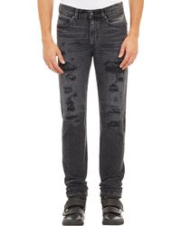 Levi's® Made & Crafted(tm) Distressed Needlefit Jeans - Lyst
