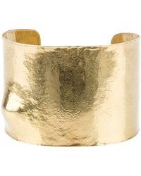Wouters & Hendrix Gold 'Signature Cuff' Bracelet - Lyst