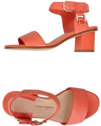 Carlo Pazolini Sandals - Red