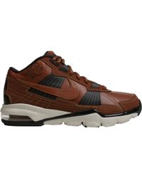 "Nike Trainer Sc 2010 Premium Glove Leather "" Bo Jackson"""" brown - Lyst"