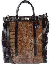 Berge' Underarm Bags - Natural