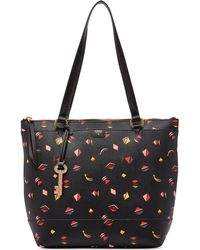 Fossil | Gifting Printed Shopper | Lyst