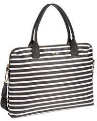 Kate Spade 'daveney' Laptop Bag - Black