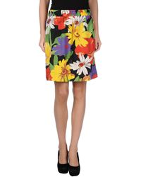 See By Chloé Knee Length Skirt - Lyst