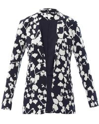 Diane von Furstenberg Vint Jacket - Lyst