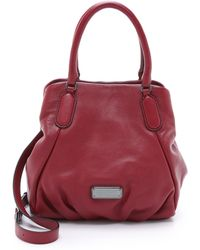 Marc By Marc Jacobs - New Q Fran Bag - Red Canyon - Lyst