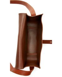 One By Saddle Bag - Brown