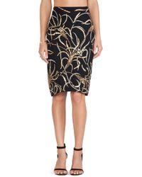 Antik Batik Madura Sequin Skirt - Lyst