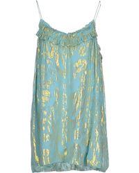 Karen Walker | Short Dress | Lyst