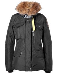 Parajumpers Denali Down Jacket In Black - Lyst