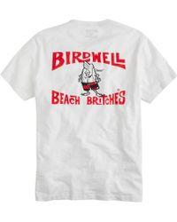 J.Crew Birdwell® Tee - Lyst