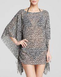 Tory Burch Tribal Caftan Swim Cover Up - Lyst