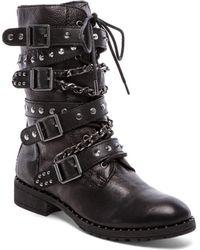 BCBGeneration Black Bossy Boot - Lyst