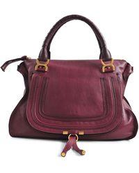 Chloé Large Marcie Bag - Lyst