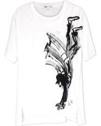 Y-3   Short Sleeve T-shirt   Lyst