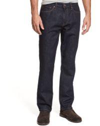 Tommy Hilfiger Rinse Slim-straight Jeans - Lyst