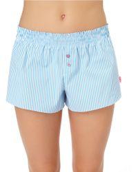 Betsey Johnson - Cosy Lawn Shorts - Lyst