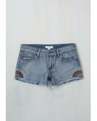 Others Follow - Just Dawned On Me Shorts - Lyst