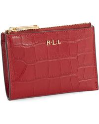 Lauren by Ralph Lauren - Lanesborough Key and Coin Case - Lyst