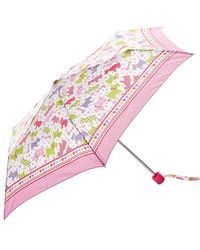Harrods - Polka Dot Westie Umbrella - Lyst