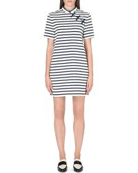 Marc By Marc Jacobs Jacquelyn Stripe Tunic Dress Marine Multi - Lyst