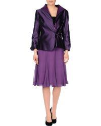 Botondi Milano Women's Suit - Purple