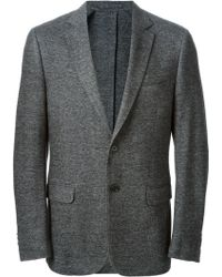 Ferragamo Two Button Blazer - Lyst