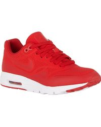 Nike Air Max 1 Ultra Moire Sneakers - Lyst
